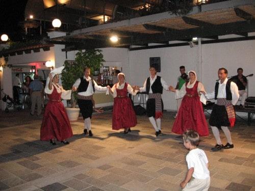 Znani grški večeri, otok Samos