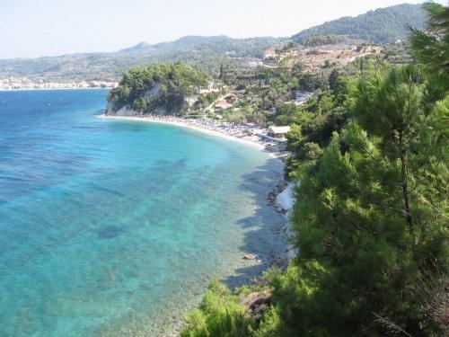 Lemonakia, otok Samos