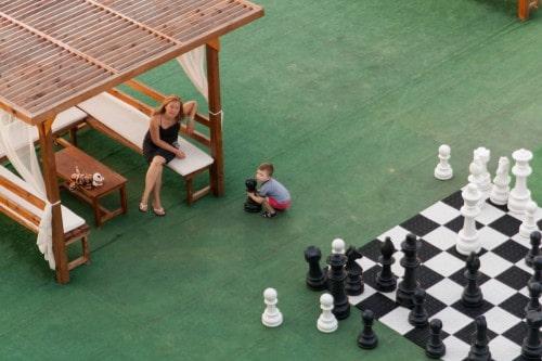 V hotelih boste našli aktivnosti za celo družino (počitnice v Turčiji)