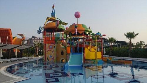 Ponudba vodnih doživetij za vse družinske člane (Turčija)