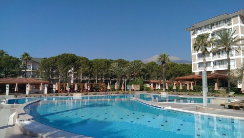Storitve in ponudba v Turških hotelih je na visokem nivoju