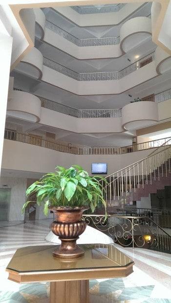 Hoteli so lepo urejeni in čisti (Počitnice v Turčiji)