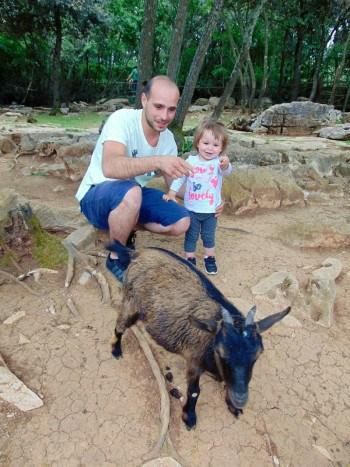 Kozice v Dinoparku
