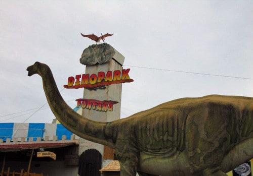 Dinopark Funtana, Hrvaška Istra