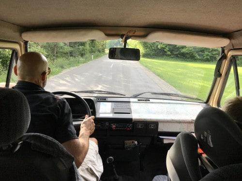 Vožnja z Balkan Campers po stranskih poteh Slovenije