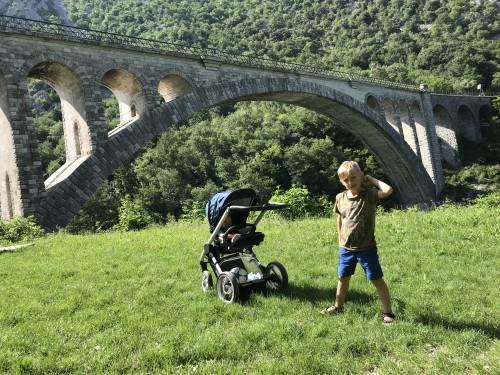 Popoldanski sprehod in razgled na Solkanski most
