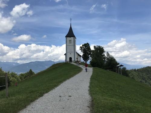 Cerkvica na Jamniku