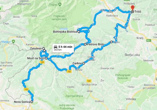 Naša pot z Grgo, Balkan Campers