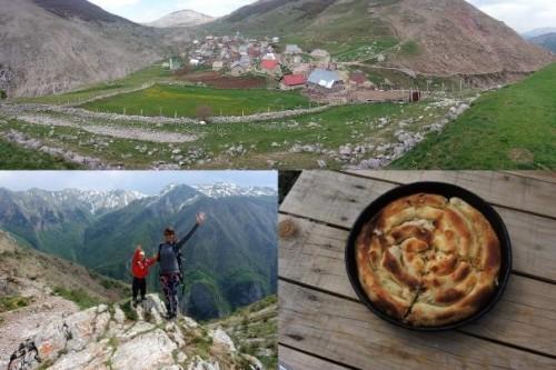 Lukomir – najvišja vas v Bosni in najboljša pita, roadtrip po Bosni
