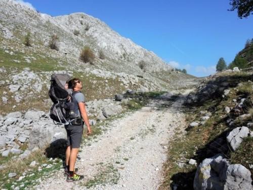 Z nahrbtnikom do Studenog potoka, družinski roadtrip po Bosni