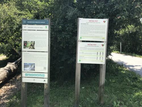 Ekološka učna pot ob ribniku Vrbje