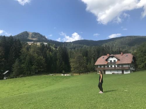 Turstična kmetija Žibovt, Solčavska panoramska cesta