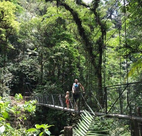 Večina stvari na Kostariki je plačljivih