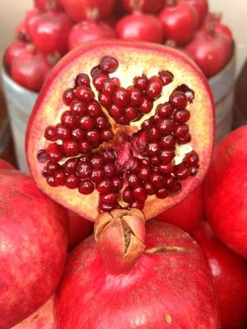 Sezonsko sadje (Sicilija z otroki)