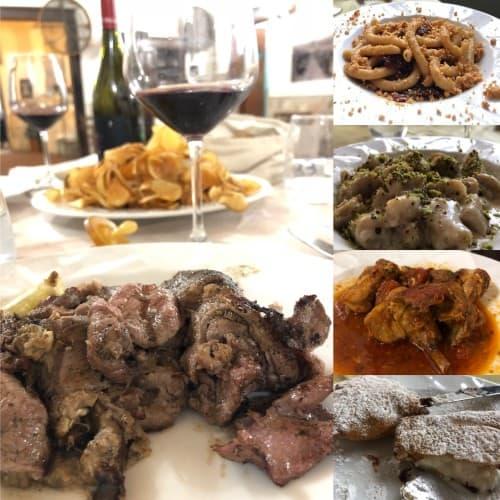 Na Agriturismu Vultaggio priporočamo min večerjo!