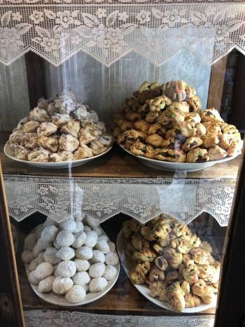 Njami- slaščice iz marcipana (Sicilija z otroki)