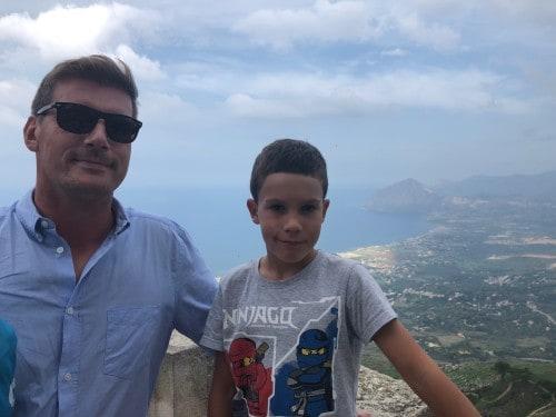 Prelepi razgledi (Sicilija z otroki)
