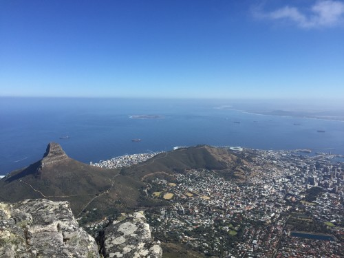 Table Mountain razgledi, Cape Town