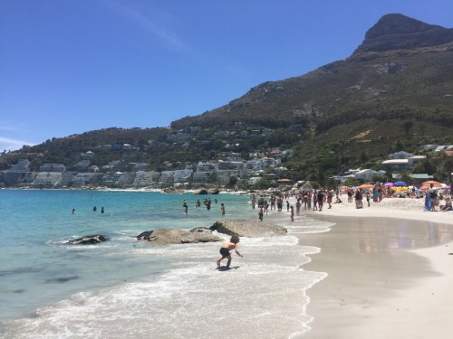 Clifton Beach, no.3, Cape Town