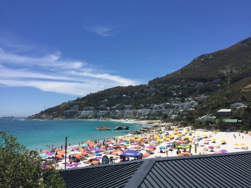 Pogled na Clifton Beach, Cape Town