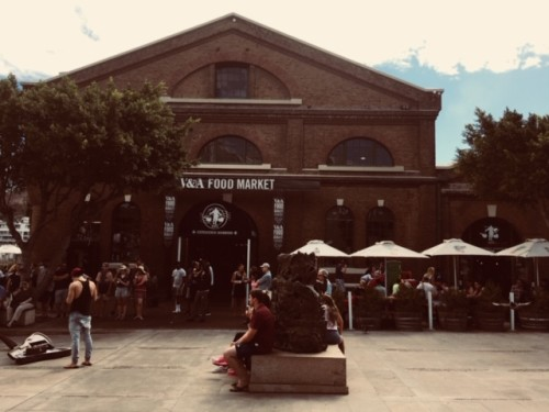 V&A Food Market, Cape Town