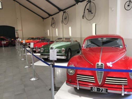 Stara klasika, Motor Museum Franschoek