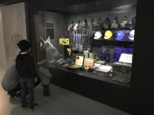 Pot v samostojnost - Park vojaške zgodovine Pivka