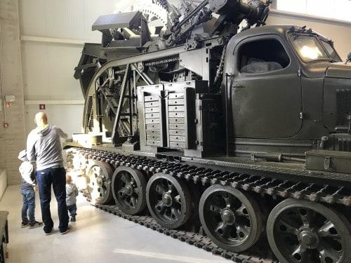 Vojaška vozila (Park vojaške zgodovine)